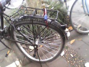 壊した自転車も補償