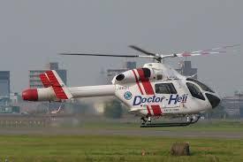 一刻一秒を争う緊急移送!ヘリや飛行機をチャーターしての移送です!