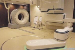 ガン治療の先進医療、重粒子線治療。