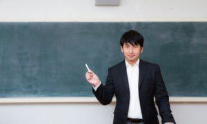 海外子女に理解と熱意を持って教える先生