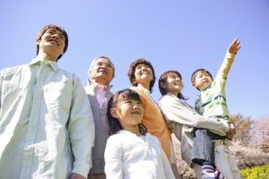 お子様だけで、日本の海外旅行保険をかけてあげてください!