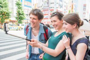 訪日外国人も、日本の海外旅行保険で安心!