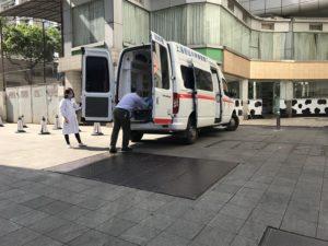 中国で緊急搬送や手術をすれば、あっと言う間に数百万円!