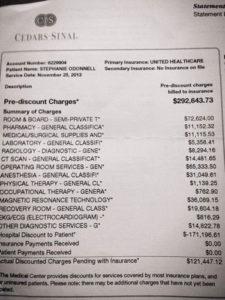 ちょっとした手術でも高額になるアメリカでは、DeductibleやCo-insuranceの設定がポイントです。