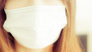 飛沫感染防止にはマスクが何よりも効果的。