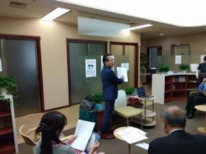 日本人が多く住むエリアでは、日系クリニックの無料セミナーが良く行われます。