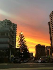 オーストラリアの冬は寒暖の差が激しいです。
