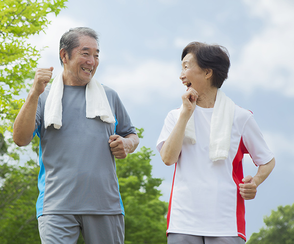 血圧やコレステロールは、50歳以降は高いくらいがちょうどいい。